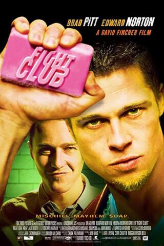 Fight Club, Movie Poster
